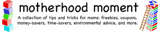 Motherhood Moment: A Collection of Tips and Tricks for Moms